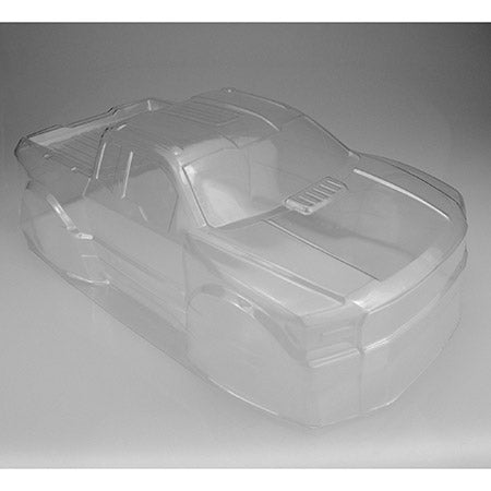 Jconcepts Ford Atlas, Clear SCT Absolute Scaler Body: Slash (JCO0285)