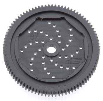 JConcepts Silent Speed Spur Gear 48P 87T (JCO2100)