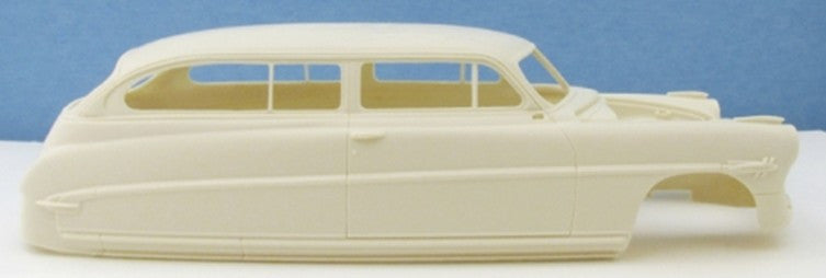 Jimmy Flintstone 1/25 1953 Hudson Hornet Wagon Body for MOE (JIM-NB239)