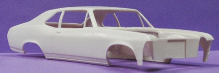 Jimmy Flintstone 1/25 1970 Nova SS Body (for AMT) (JIM-NB64)