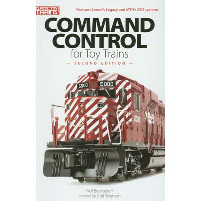 KALMBACH COMMAND CNTROL FOR TOY TRAINS (KAD18395)