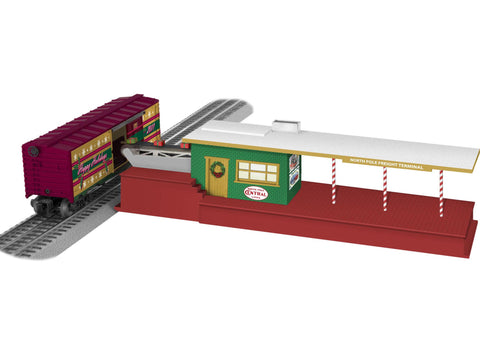 Lionel Christmas Operating Freight Terminal (LNL637965)