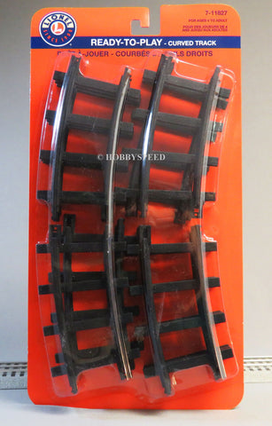 Lionel RTP 12-pc Curved Track Pack (LNL711827)