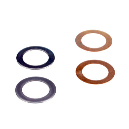 Losi Differential Drive Rings & Shims: XXXCR (LOSA3039)