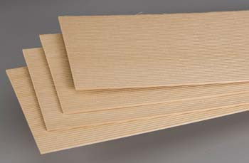 "Midwest BASSWOOD 1/16X1/16X24""(60) (MID4022)"