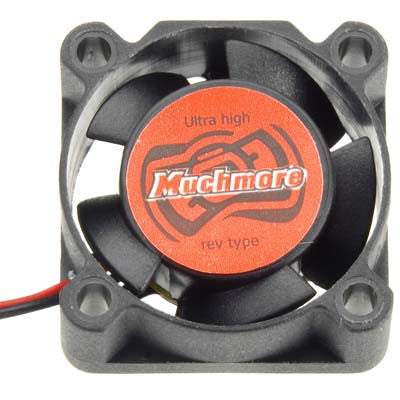 Muchmore Racing Motor/ESC Ultra-High rpm Fan 25x25mm (MMRC3042)
