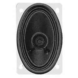 "MINIATRONICS 8Ohm Speakers,1-7/8""x27/8""x15/16 (MNT6017801)"