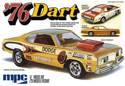 MPC 1/25 1976 Dodge Dart (MPC925)