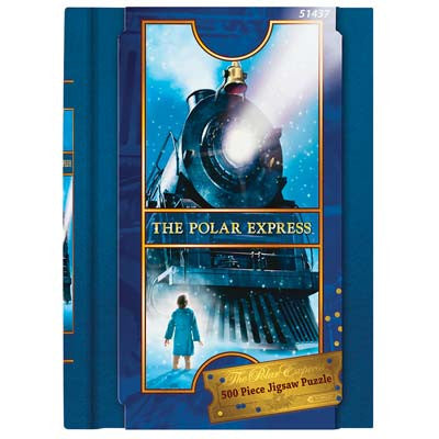 Masterpieces Polar Express Book Box 500 (MSTY3456)