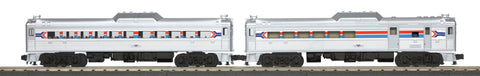 Amtrak RDC Budd Car Set PS3.0 (MTH30203011)