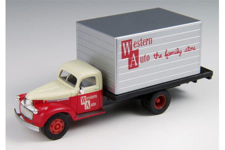 1941-46 Chevy Box Truck, Wester (MWI30373)