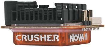 Novak Crusher 2-4S Brushless ESC w/Simple Tuner (NOV1834)
