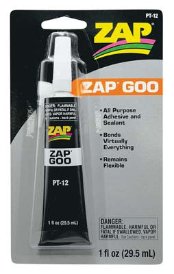 Zap Adhesives Zap-A-Dap-A-Goo 1 oz (PAAPT12)