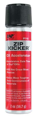 Zap Adhesives Zip Kicker 2 oz  (PAAPT15)