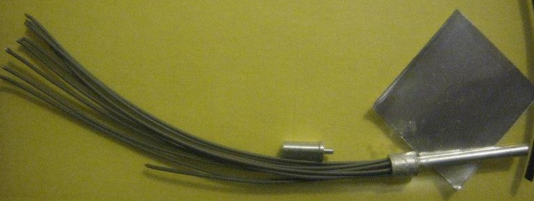 PARTS BY PARKS  1/24-1/25 PREWIRED DISTRIBUTOR (GREY) (PBP-1006)