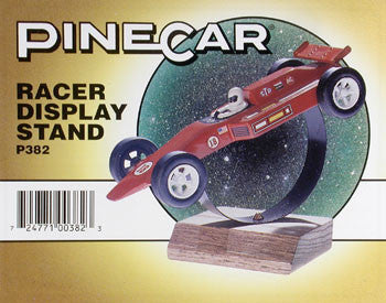 PineCar Racer Display Stand (PINP382)