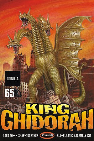 1/350 King Ghidorah 3-Headed Monster  (PLL962)