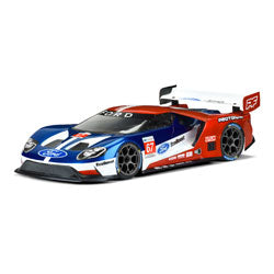Ford GT Light Weight Clear Body, 190mm  (PRM155025)