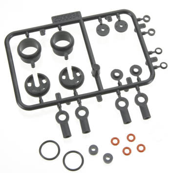 Pro-Line PowerStroke Shocks Slash Rebuild Kit (PRO606302)