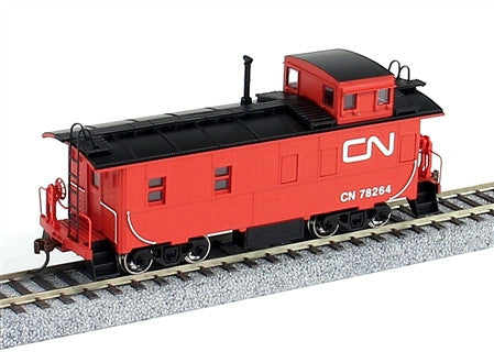 Roundhouse HO 87826 Cupola Caboose, Canadian National #78292 (RND87826)