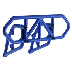 Rear Bumper Blue Slash (RPM81005)