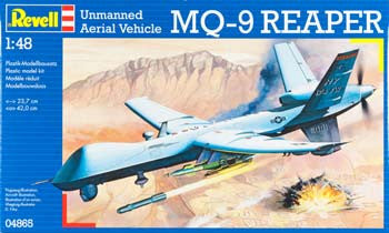 Revell Germany 1/48 MQ-9 Reaper