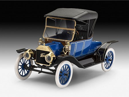 Revell 1/24 1913 Ford Model T Roadster (RVL07661)