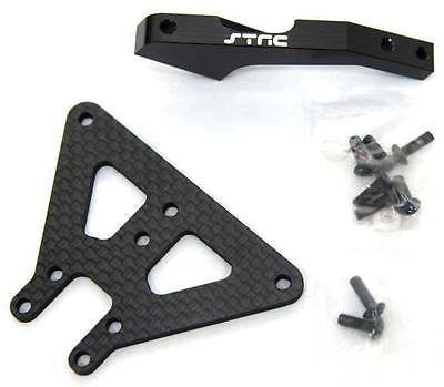 STRC  Front Chassis Brace Axial EXO Terra  (STA80101FBK)