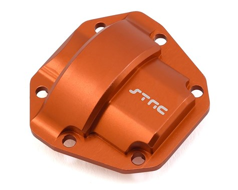ST Racing Concepts HPI Venture Aluminum Diff Cover (Orange)   (STRSTH116866O)