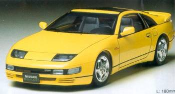 Tamiya 1/24 Nissan 300ZX Turbo Plastic Model (TAM24087)