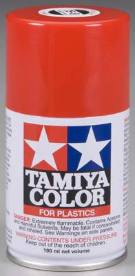 Tamiya Spray Lacquer TS-8 Italian Red 3 oz (TAM85008)