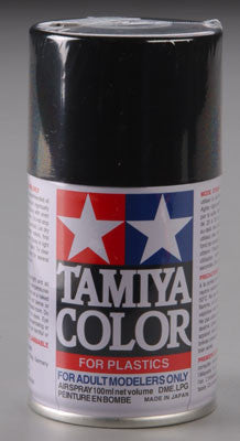 Tamiya Spray Lacquer TS-29 Semi-Gloss Black 3 oz  (TAM85029)