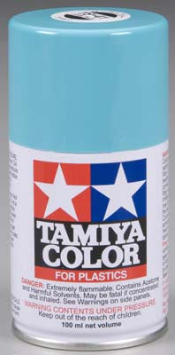 Tamiya Spray Lacquer TS-41 Coral Blue 3 oz (TAM85041)