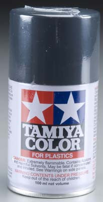 Tamiya Spray Lacquer TS-48 Gun Gray 3 oz  (TAM85048)