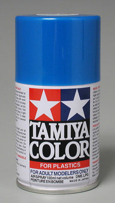 Tamiya Spray Lacquer TS-54 Light Metallic Blue 3 oz (TAM85054)