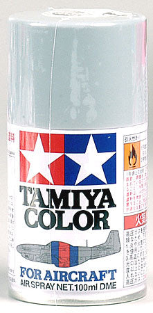 Tamiya AS-26 Spray Light Ghost Gray 3 oz (TAM86526)