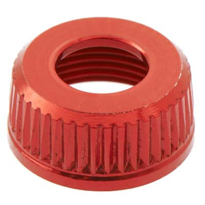 Team Durango Aluminum Shock Seal Cap Red DEX410/DEX210