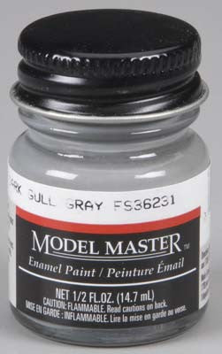 Testors Model Master Dark Gull Gray 36231 1/2 oz (TES1740)