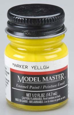 Model Master Russian Marker Yellow 1/2 OZ. (TES2128)