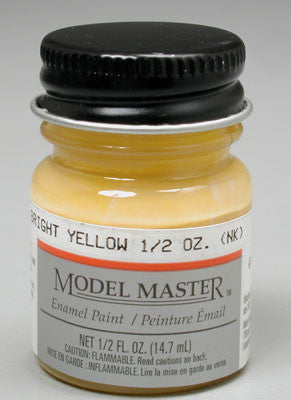 Model Master Bright Yellow 1/2 oz (TES2717)