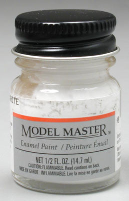Model Master Classic White 1/2 oz (TES2720)