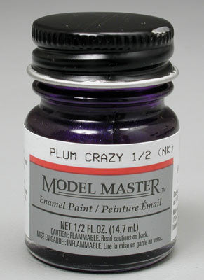 Testors Model Master Plum Crazy 1/2 oz (TES275017)