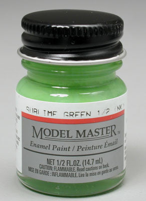 Testors Model Master Sublime Green 1/2 oz (TES2767)