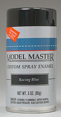 Testors Model Master Spray Racing Blue 3 oz (TES2940)