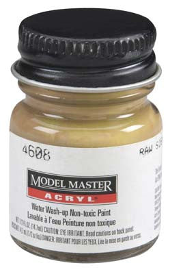 Testors Model Master Raw Sienna FG02008 1/2 oz (TES4608)
