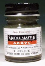 Testors Model Master RAF Dark Green AN00625 1/2 oz (TES4849)