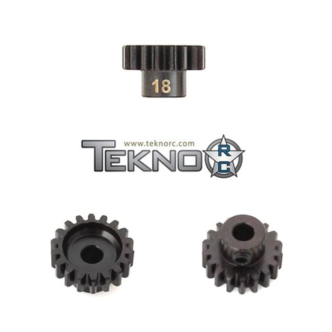 Tekno RC 18t M5 Pinion Gear (MOD1/5mm bore/M5 Set Screw) (TKR4178)