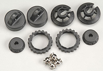 Traxxas GTR Shock Caps and Spring Retainers  (TRA5465)
