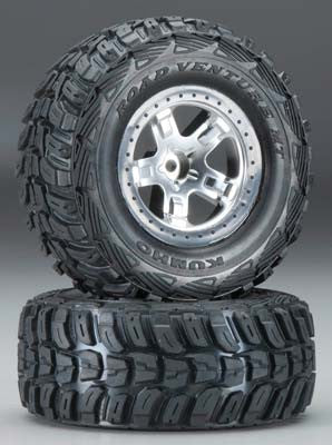 Traxxas Kumho/SCT 2WD Front (2) (TRA5881)