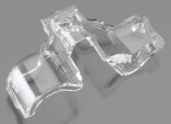 Traxxas Clear Gear Cover Slash 4X4 (TRA6877A)